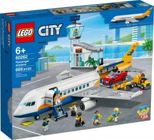 LEGO CITY AEREO PASSEGGERI 60262