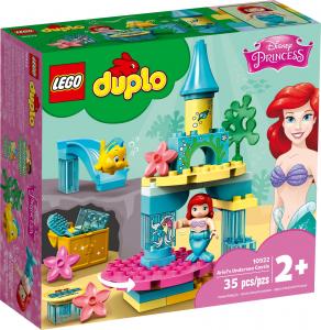 LEGO DUPLO IL CASTELLO SOTTOMARINO DI ARIEL 10922