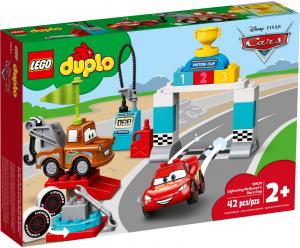 LEGO DUPLO IL GIORNO DELLA GARA DI SAETTA MCQUEEN 10924