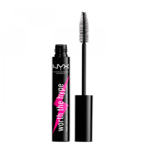 Nyx Worth The Hype Volumizing & Lengthening Mascara Black 7ml