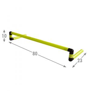 Cavalletti per potenziamento muscolare e propriocezione del cane, altezza 10 cm