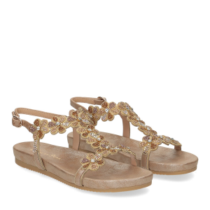 Alma en Pena sandalo oporto bronze v20851