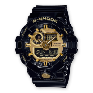 Orologio nero lucido G-Shock