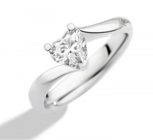 ReCarlo Anello Anniversary Love - Diamante ct. 0,25 G -