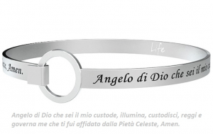 Kidult Bracciale Philosophy, Life, ANGELO DI DIO