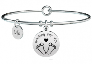 Kidult Bracciale Special Moments Life, WAITING FOR YOU