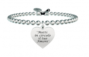 Kidult Bracciale Free Time, Life, Ligabue official Collection METTI IN CIRCOLO...