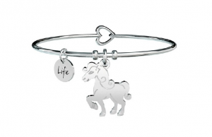 Kidult Bracciale Animal Planet, Life, (CAVALLO | LIBERTA')