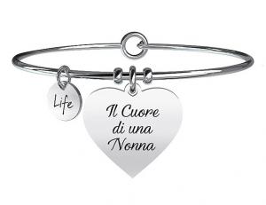 Kidult Bracciale Family, Life (Cuore   Nonna)