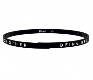 Kidult Bracciale Family, Life (BEING BROTHER AND SISTER MEANS...)