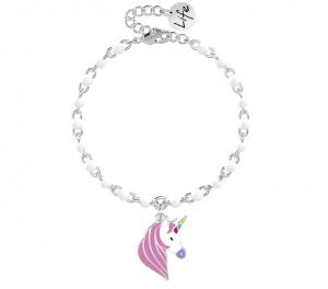 Kidult Bracciale Symbols, Life (Unicorno | Desideri)