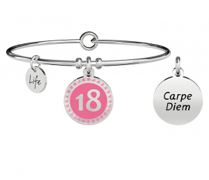 Kidult Bracciale Special Moments, Life, 18° | CARPE DIEM