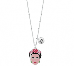 Kidult Collana Symbols, Life, Frida Kahlo Collection - Viva la Vida