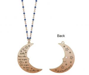 Kidult Collana Symbols, Life (Luna | A. de Saint-Exupéry)