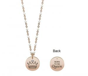 Kidult Collana Symbols, Life (Corona | Carisma)
