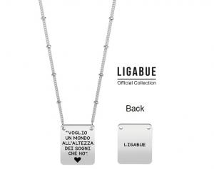 Kidult Collana Philosophy, Life, Ligabue official Collection (Voglio volere)