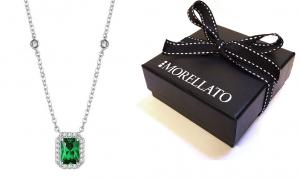 Morellato Collana Tesori (Verde smeraldo)