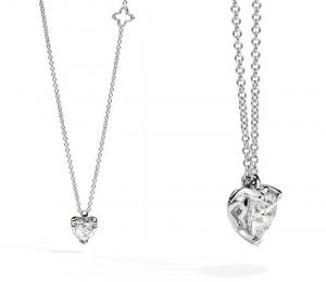 ReCarlo Collana Anniversary Love - Diamante ct. 0,25 G -