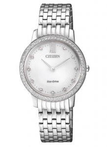 Citizen Lady Collection (Cassa acciaio, quadrante argento)