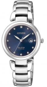 Citizen Lady Super Titanio