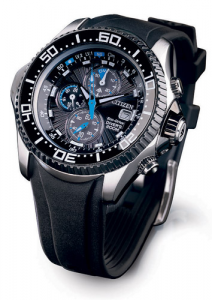Citizen Crono Aqualand Eco Drive