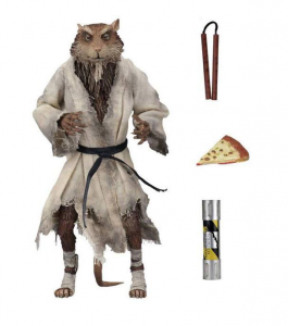 Teenage Mutant Ninja Turtles Action Figure from Movie 1990 serie 2 - Splinter​​​​​​​ by Neca