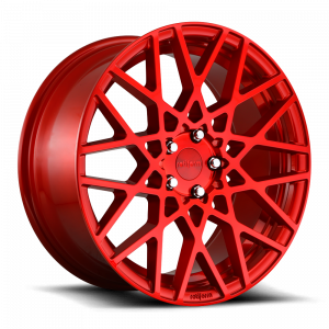 Cerchi in lega  ROTIFORM  BLQ  19''  Width 8,5   5x112  ET 45  CB 66,56    Gloss Red
