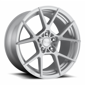 Cerchi in lega  ROTIFORM  KPS  19''  Width 8,5   5x112  ET 45  CB 66,56    Brushed with Silver Lip