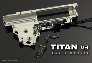 Centralina Titan basic Gate v3