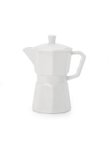 Caffettiera a servire Seletti bianca