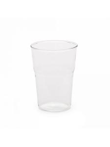Bicchiere in vetro leggero di Seletti