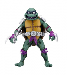 Teenage Mutant Ninja Turtles: Turtles in Time Action Figures Series 1 SLASH by Neca