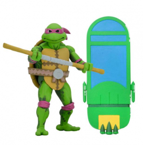 Teenage Mutant Ninja Turtles: Turtles in Time Action Figures Series 1 DONATELLO by Neca