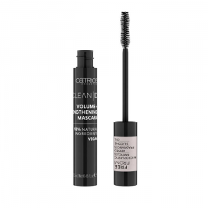 Catrice Clean ID Volume + Lengthening Mascara 010 Truly Black 13,5ml