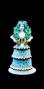 Lumiere Donna con Fico d'India