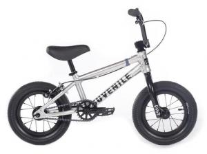 Cult Juvenile 12 pollici 2020 Bici Bmx per Bambini | Colore Siver