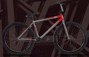 Subrosa Salvador Slayer 26 pollici Bici Cruiser in stile Bmx