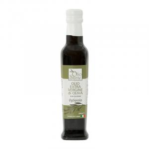 Olio Evo Ogliarola 250ml 2020/21- Olio extravergine di oliva Pugliese cultivar Ogliarola Sante in Bottiglia da 250 ml - Terre di Ostuni