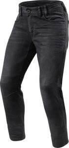 Jeans moto Rev'it Detroit Grigio Medio Slavato L34