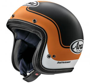 Casco jet Arai URBAN-V ERA in fibra Nero