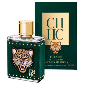 CH Beasts Eau De Parfum Spray 100ml Edizione Limitata 2020