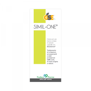 GSE Simil-ONE Crema 30 ml sc 07/21