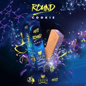 Round D77 Cookie