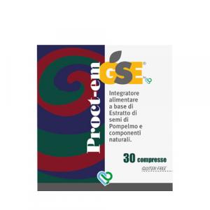 GSE Proct-em 30 Compresse