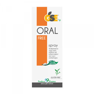 GSE Oral Free Spray 20 ml