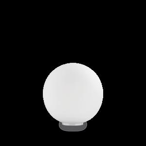 IDEAL LUX LAMPADA TAVOLO MAPA BIANCO TL1 D20