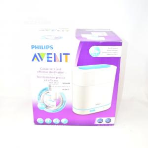 Sterilizzatore Philips Avent 3in1