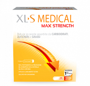 XL-S MEDICAL Max Strength - 120 Compresse
