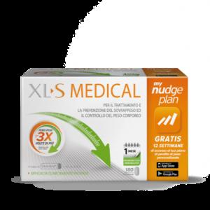 XL-S MEDICAL 180 compresse
