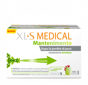 XL-S MEDICAL Mantenimento 180 compresse